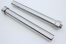 "Lowrider Hydraulics 12"" Chrome Cylinders (FAT) [hydraulic lowrider cars parts]"