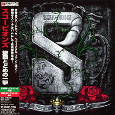 SCORPIONS - STING IN THE TAIL + 1 - JAPAN CD - SICP-2670 - 4547366053548