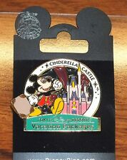 Tokyo Disney Resort Vacation Packages Cinderella Castle Official Collectible Pin