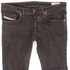 Homme diesel waykee 0886Z stretch regular droit gris jeans W32 L30