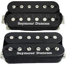 Seymour Duncan TB-5 SH-2n Guitar Pickup Neck/Trembucker Humbucker Set Black NEW