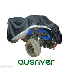 Rain UV Dust Protector Quad Bike ATV Cover Fit Yamaha Polaris XXXL 256x110x120cm