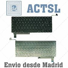 "TECLADO ESPAÑOL para Apple Macbook Pro 15"" A1286 AÑO-YEAR 2011"