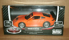 1/43 Scale Porsche 911 GT3 RSR Diecast Model - Porsche GT Race Car Collectible