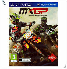 PSV MXGP: The Official Motocross SONY VITA Racing Games Bandai Namco