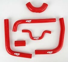 CV4 Hose Kit Red for Honda TRX450ER 2006