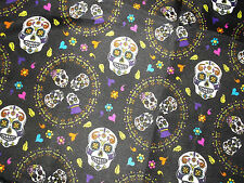 Day Of The Dead Altar / Spread Cloth / Bandana 20 x 20 - Día De Los Muertos