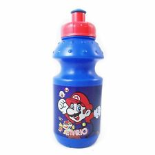 Super Mario Brothers 15 oz. Pull Top Water Bottle-Mario 15oz. Bottle-Brand New!