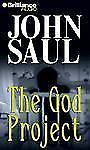 The God Project by John Saul (2011, CD, Abridged)