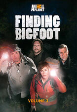 Finding Bigfoot: Volume 3, New DVDs