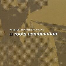 Roots Combination Hi Fidelity Dub Sessions Presents CD