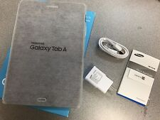 New Samsung Galaxy Tab A SM-T357W 16GB, Wi-Fi, Cellular 8in - Smoky Titanium