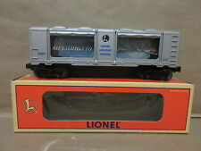 Lionel Model Train 6-19855 Christmas Aquarium Car Holiday Special Illuminating