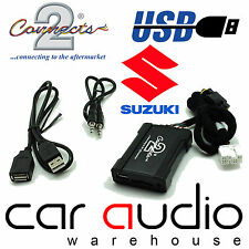 Connects2 CTASZUSB001 Suzuki Swift 05  USB SD AUX Car Interface Adaptor