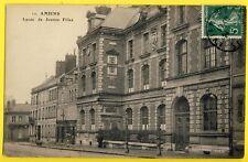 cpa AMIENS (Somme) LYCÉE de JEUNES FILLES Atelier de Serrurerie DARRAS de 1857