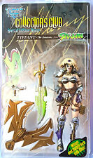 McFarlane's Toys Spawn Collector's Club Tiffany The Amazon Figures Series 6 MOC