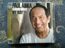Paul Anka - Classic Songs (My Way, 2007) 2CDS 33 SONGS