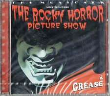 THE MUSICALS - The Rocky Horror Picture Show & Grease (2001) - CD NUOVO SIGILLAT