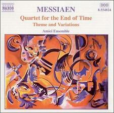 Messiaen: Quartet for the End of Time, New Music