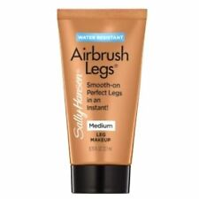 4 Sally Hansen Airbrush Legs Lotion Trial Size 0.75 fl oz / 4 pack Medium