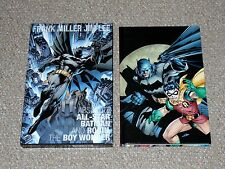 Absolute All Star Batman & Robin Frank Miller Jim Lee Hardcover with Slip Case
