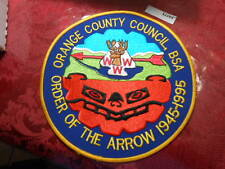 WIATAVA LODGE 13 ORANGE COUNTY COUNCIL JACKET PATCH F4173
