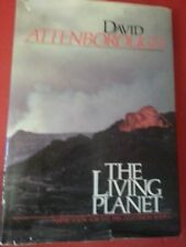 The Living Planet : A Portrait of the Earth by David Attenborough  PBS 1985 HB