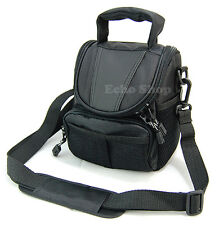 Light-weight Shoulder Bridge Camera Case bag For Compact system Pentax Q-S1 XG-1