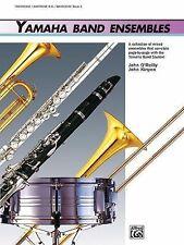Yamaha Band Ensembles, Book 3: Trombone, Baritone B.C., Bassoon  Yama 0739001841