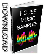 HOUSE SAMPLES - PROPELLERHEADS REASON REFILL- STEINBERG HALION- CUBASE- DOWNLOAD