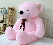 Newly Design Giant Big Pink Plush Teddy Bear Huge Soft 100% Cotton Doll Soft