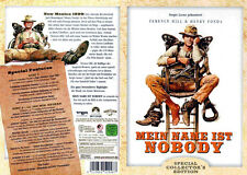 Mein Name ist Nobody, 2 DVD Special Collector`s Edition,Terence Hill,Henry Fonda
