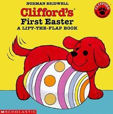 Clifford's First Easter: A Lift-The-Flap Book, , 0590222414, Book, Good