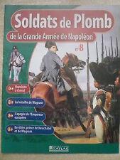 Soldats de plomb Napoléon fascicule n° 8 Le sabre briquet modèle an IX