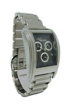 Roberto Cavalli R7253955025 Eson Men's Analog Carbon Chronograph Date Watch