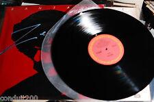 SANTANA ORIG 1981 ZEBOP HONG KONG SONY 12' LP EX/EX  NO BAR CODE//