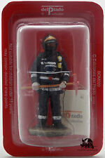 Figurine Collection Del Prado Pompier Madrid Tenue de feu Espagne 2003 Figure