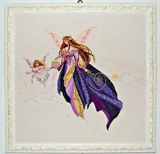 "COMPLETE XSTITCH KIT MATERIALS ""THE FIRST FLIGHT"" RL40 by Passione Ricamo"