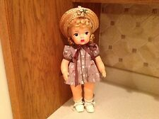 "Vintage Terri Lee Doll W/ Clothing Marked Tagged Clean and NICE!!!  16"" Tall"
