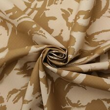 100% COTTON DESERT CAMO RIPSTOP OUTDOOR WATER REPELLENT FLAG KITE MATERIAL