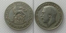 Collectable 1920 (0.500 Silver) Sixpence Of King George V