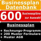 Mietwerkstatt Businessplan