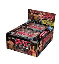 2009 TOPPS UFC Trading Cards - Series 2 - Round 2 - 24 Pack Box - Unopened