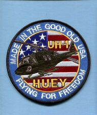 BELL UH-1 HUEY HELICOPTER US ARMY AVIATION USMC US Navy Squadron Company Patch