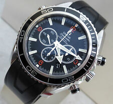 XL OMEGA SEAMASTER PROFESSIONAL PLANET OCEAN CHRONO AUTO MENS WATCH REF.29105182
