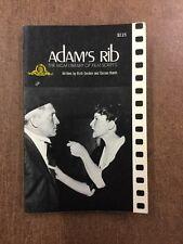 Adams Rib.  MGM Library Film Scripts. Ruth Gordon.  Fast 1st Class Royal Mail !