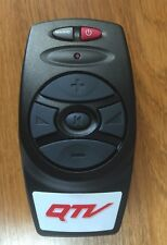 QTV Teleprompter Hand Control Remote