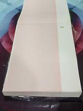 ECG-EKG Paper Marquette 9402-024 Equivalent, 5 Pads, Z-fold Red Grid