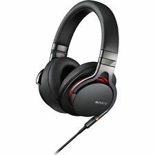 BRAND NEW SONY MDR-1A PREMIUM HI-RES STEREO HEADPHONE BLACK