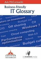 Ade McCormack's Business-Friendly IT Glossary, McCormack, Ade, New Book